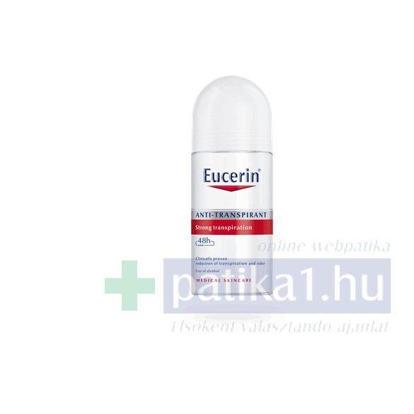 Eucerin Izzadásgátló golyós dezodor 48h 50 ml