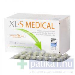 XL-S Medical tabletta 180 db