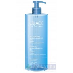 Uriage GEL SURGRAS DERMATOLOGIQUE tusfürdő	500 ml