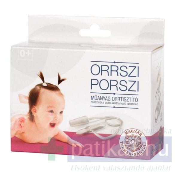 Orrszi Porszi orrtisztító műanyag 1 db