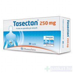 Tasectan 250 mg por 20x