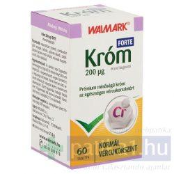 Walmark Króm Forte tabletta 60 db