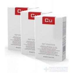 Vital Plus Active hajhullás elleni kezelés CU 3x40 ml limitált kiszerelés