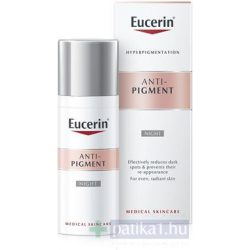 Anti-Pigment Éjszakai arckrém 50 ml