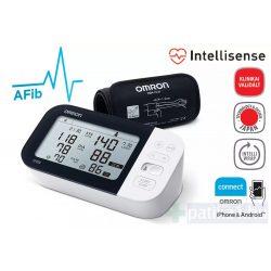OMRON M7 Intelli IT Intellisense felkaros okos-vérnyomásmérő pitvarfibrilláció (AFib) üzemmóddal – 2020-as modell