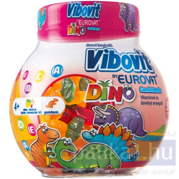 Vibovit by Eurovit Dino gumivitamin 50 db