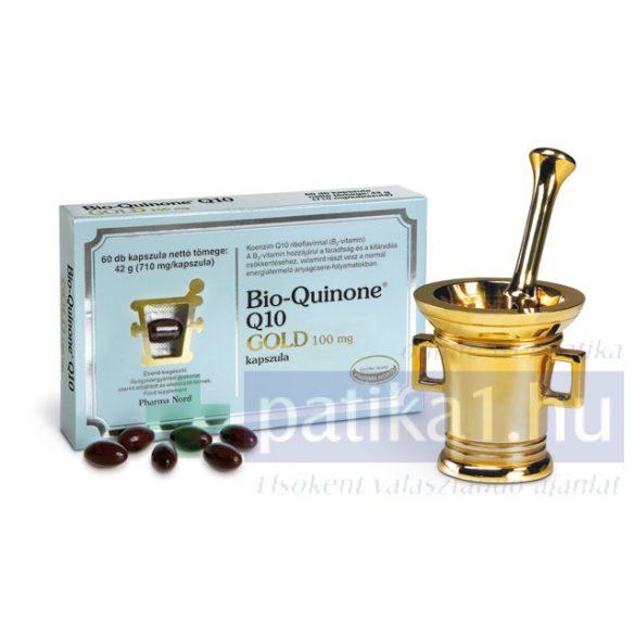 Bio-Quinone Q10 Gold 100 mg kapszula 60 db