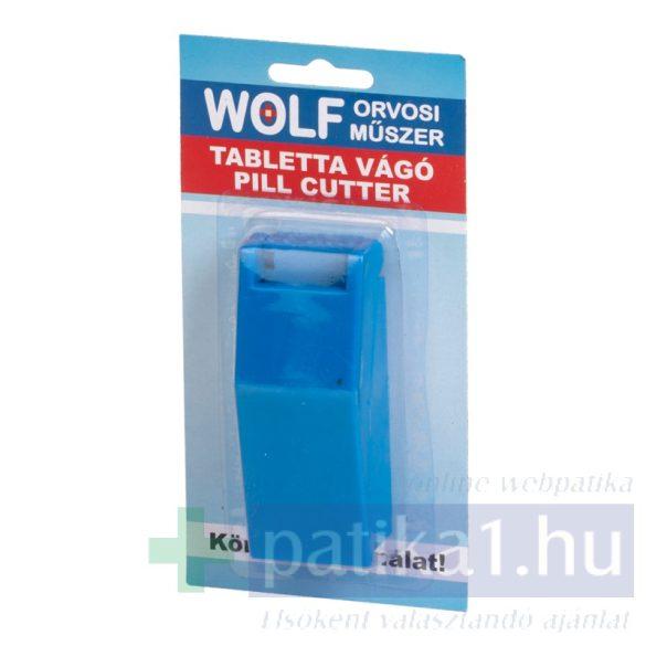 Gyógyszerfelező (tablettavágó) Wolf 1 db