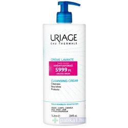 Uriage CRÉME LAVANTE tápláló krémtusfürdő 1000 ml