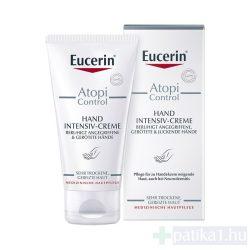 Eucerin AtopiControl kézkrém 75 ml