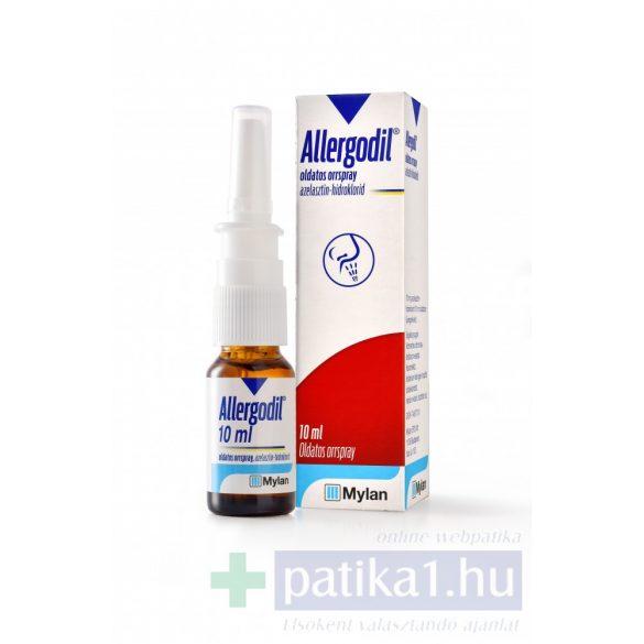 Allergodil orrspray 10 ml
