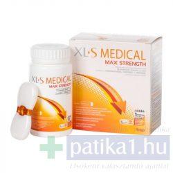 XL-S Medical Max Strength tabletta 120 db - ingyenes kiszállítással!