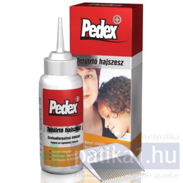 Pedex Plusz tetűírtó hajszesz dobozos 50 ml