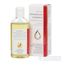 Aromax Ricinusolaj argánolajjal hajpakolás 100 ml