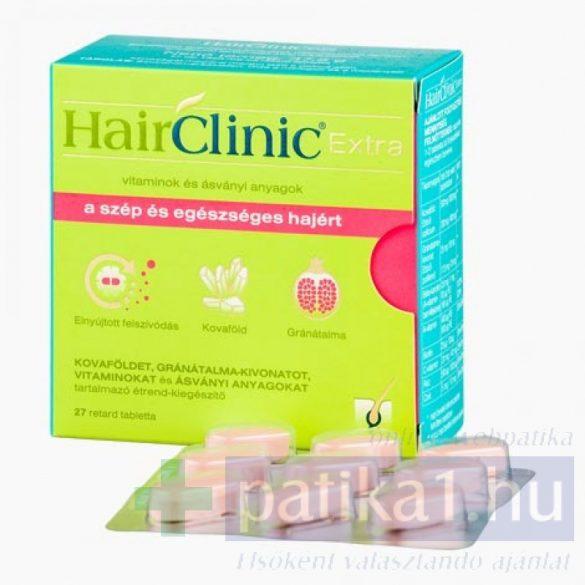 HairClinic Extra tabletta 27 db