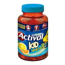 Actival Kid Omega-3 gumivitamin gumitabletta 30 db