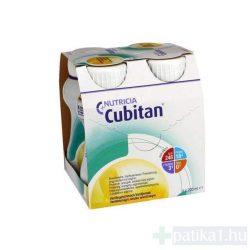Cubitan vanília ízű 4x 200 ml