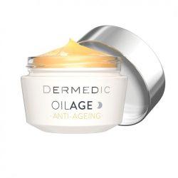 Oilage Bőrsűrűséget helyreállító éjszakai krém 50 ml