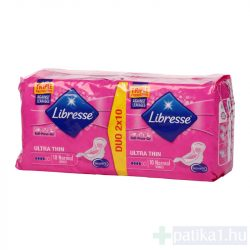 Libresse Ultra Thin Normal Wings 20x