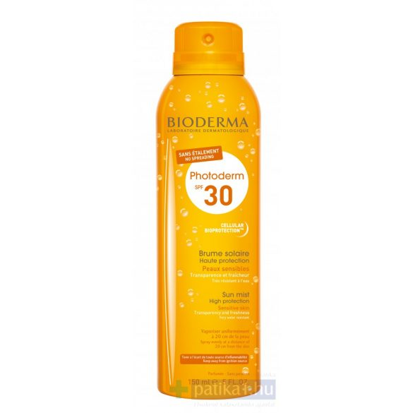 Bioderma Photoderm Max Brume Solaire SPF30 150 ml