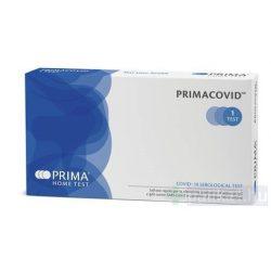 Primacovid Covid-19 IgG/IgM gyorsteszt 1x