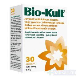 Bio-Kult Advanced étrendkiegészítő kapszula 30 db