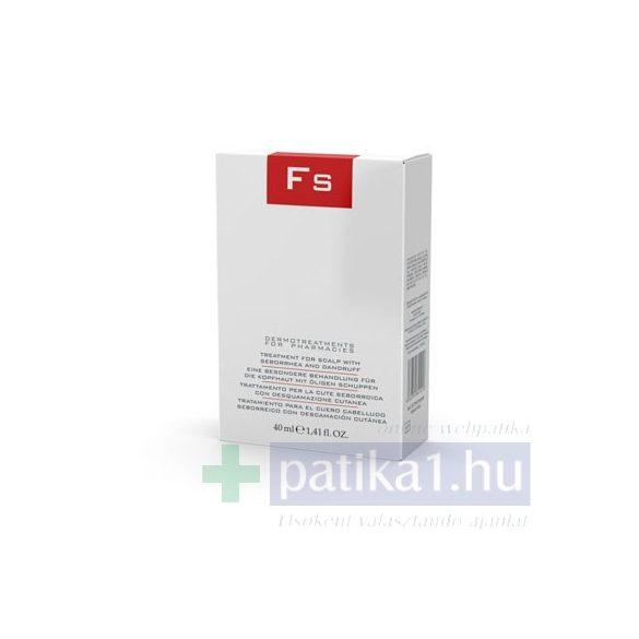 Vital Plus Seborreás fejbőr hámlás elleni kezelés FS 40 ml