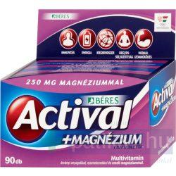 Actival Plus Magnézium 90x flimtabletta