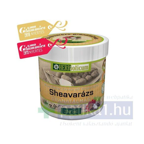 Herbioticum Sheavarázs gránátalmás krém 250 ml