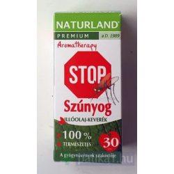 Naturland Szúnyog stop illóolaj 10 ml