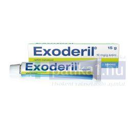 Exoderil 10 mg/g krém 15 g