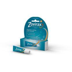 Zovirax ajakherpesz krém 2 g