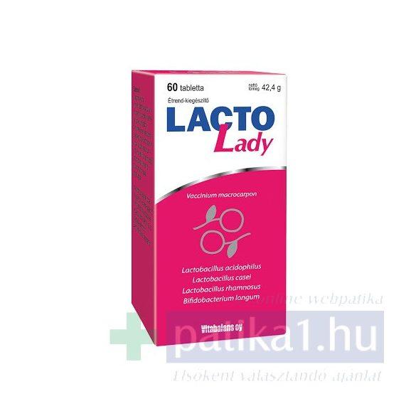 Lacto Lady tabletta 60 db