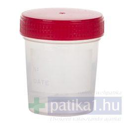 Steril vizeletes pohár 100 ml