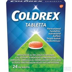 Coldrex tabletta 24 db