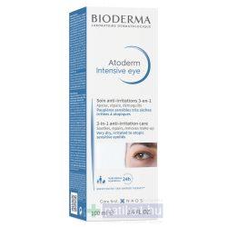 Bioderma Atoderm Intensive eye - ÚJ termék 100 ml