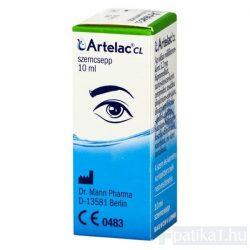 Artelac CL szemcsepp 10 ml