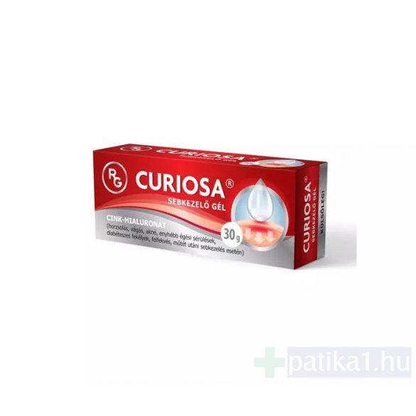 Curiosa sebkezelő gél 30 g