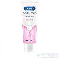 Durex Naturals Sensitive síkosító gél 100 ml