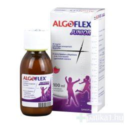 Algoflex Junior 40 mg/ml belsőleges szuszpenzió 100 ml - közeli lejárat 2021.03. 31.