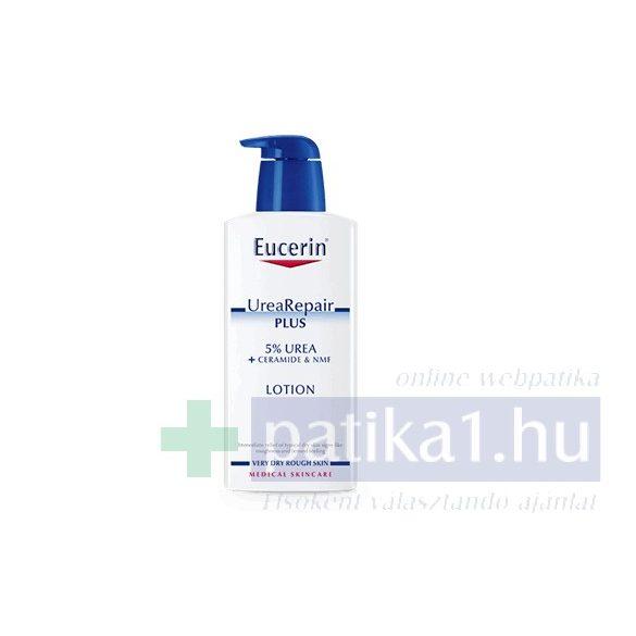 Eucerin UreaRepair PLUS 5% urea testápoló 450 ml