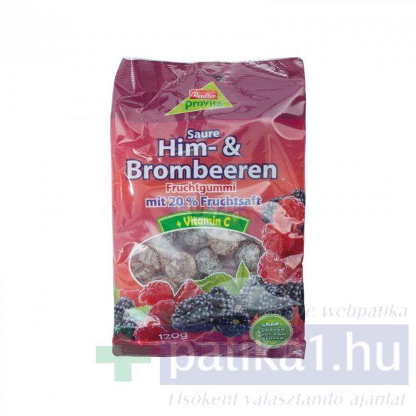 Reutter gumicukor málna szeder 120 g