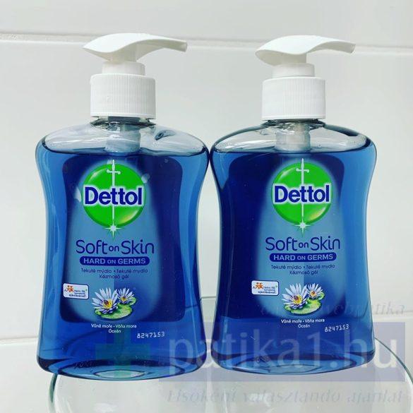Dettol folyékony szappan pumpás óceán 250 ml
