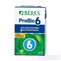 Béres Probio 6 kapszula étrendkiegészítő 10x