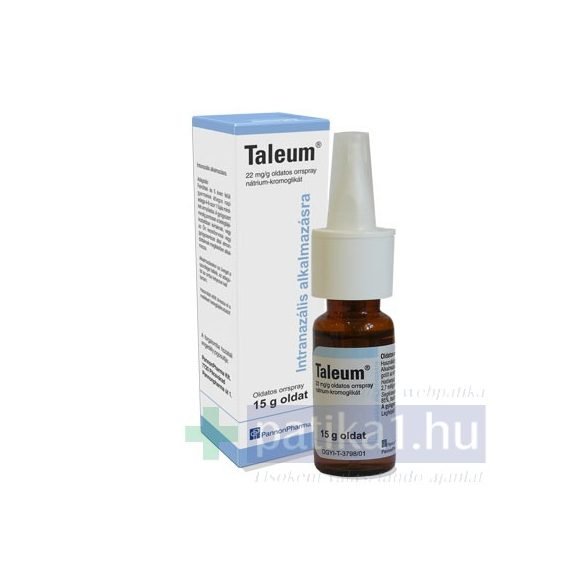 Taleum 22 mg/g orrspray  15 g