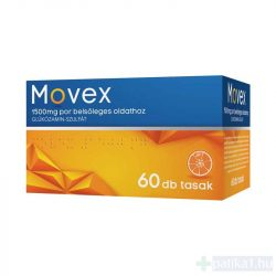 Movex 1500 mg por belsőleges oldathoz 60 db