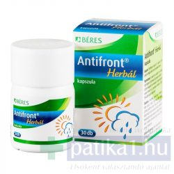 Antifront Herbal kapszula 30 db