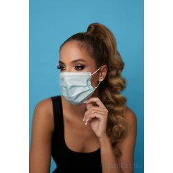 3 rétegű orvosi szájmaszk 10 db 1 csomagban