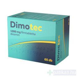 Dimotec 1000 mg filmtabletta 60x