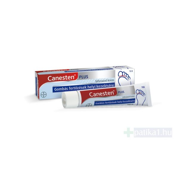 Canesten Plus bifonazol krém 15 g
